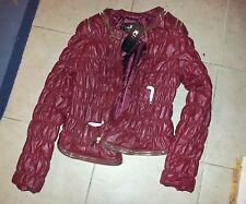 Blouson veste bordeaux GPO70 KILKY Taille M  neuf