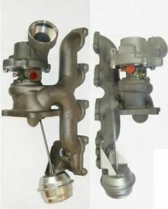 Turbolader BI groß+klein MERCEDES SPRINTER 315CDi 110kW 150PS A6460900280