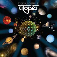 Todd Rundgren And Utopia - Disco Jets [CD]
