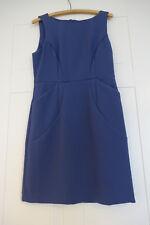 Etui-Kleid, H&M, blau, Größe 40, ungetragen