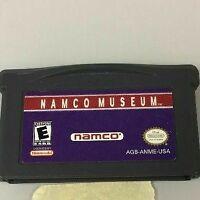 Game-boy Advance Namco Museum Game