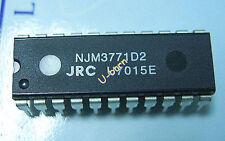 JRC NJM3771D2 DIP-22 DUAL STEPPER MOTOR DRIVER
