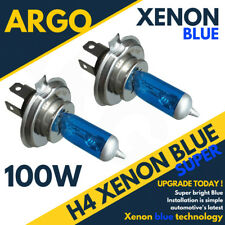 H4 Xenon Eisblau 100w Abblendlicht Glühlampen 12v X2