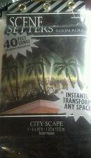 CIty scape scene setter - 40 feet long - Free Post