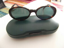 ESPRIT - Sonnenbrille mit Etui, Brille, Sommer, Sixty-Style, braun, neuwertig!