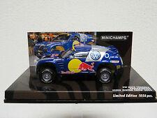 VW Race Touareg 1/43 Presentation Essen Motor show 2004 Minichamps Nr. 436045300
