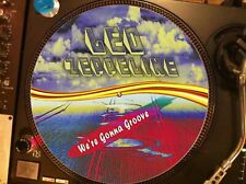 "Led Zeppelin-We're Gonna Groove 12"" PICTURE DISC PROMO SINGLE LP MEGA RARE CODA"