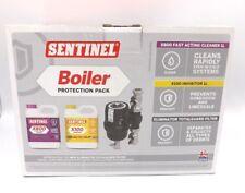 Sentinel Chaudière Protection Pack TG-install-Pack-GB Gratuit Courier de TVA inclus