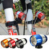 6 LED Bicycle HeadLight Waterproof Bike Front Flash Lamp Safety Rechargeable