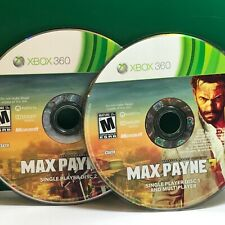 Max Payne 3 (XBOX 360) DISCS ONLY 20680