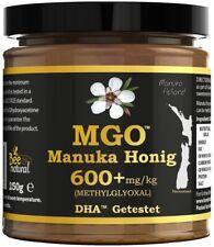 MANUKAHONIG MGO® 600+ 250gr # MGO 100 250 400 550 800 MANUKA HONIG UMF 15 16 20