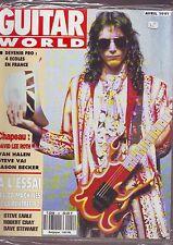 Guitar World N° 22 Du 01/04/1991
