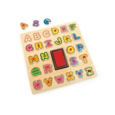 Stamp And Puzzle - Abc