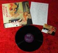 LP Margot Werner: ..denn ich bin ich (Signiert mit persönlichem Brief + Karte) D