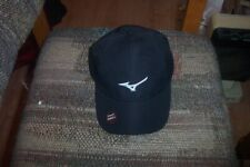 Brand New Mizuno Imperial Small Fit Tour cap Black hat deal