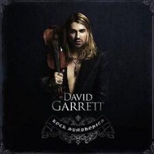 DAVID GARRETT / ROCK SYMPHONIES * NEW CD * NEU *