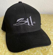 Vintage 311 Size S/M Black Hat Flexfit 90s Band Music