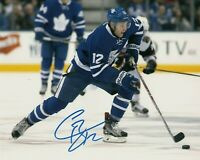 Connor Brown Toronto Maple Leafs Autographed Signed 8x10 Photo