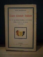 Nino Martoglio, TEATRO DIALETTALE SICILIANO, Catania, N. Giannotta editore,1957