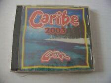 CARIBE 2003:  Merengue Bachata y Salsa 2001  [CD, Spanish, Brand New, Free Ship]