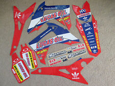 TEAM HONDA LUCAS OIL  GRAPHICS CRF450 CRF450R 2013 2014 2015 2016