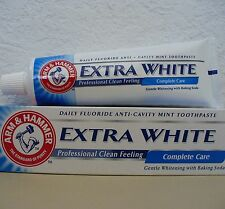 Arm & Hammer Extra White Complete Care Toothpaste with Baking Soda, 125 g