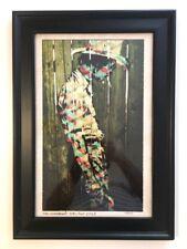 DALLAS BUYERS CLUB Movie Artist Collage Portrait RON WOODROOF FYC Promo LTD. ED.