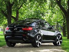"23Zoll Alufelgen 23"" Felgen Sommerräder BMW X6 X5 F16 F15 X70 X71 11x23 5x120"