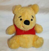 Vintage Walt Disney Sears Winnie the Pooh 10″ Bear Plush Stuffed Animal