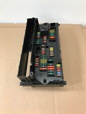 BMW 5 SERIES F10 F11 520D N47 FRONT POWER DISTRIBUTION FUES BOX 9252815