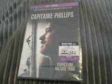 "DVD NEUF ""CAPITAINE PHILLIPS"" Tom HANKS"