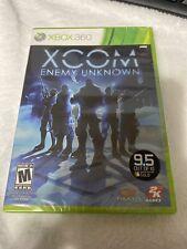 Xcom: Enemy Unknown - Microsoft XBOX 360 Brand New - Factory Sealed