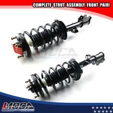 2 Shocks Struts Assembly Kit for 2001-2012 Ford Escape Mazda Tribute Mariner
