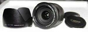 Canon EF-S 18-200mm F/3.5-5.6 IS [Exc w/EW-78B Hood,