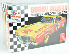 AMT Bobby Allison 72 Chevy Monte Carlo Stock Car 1:25 Plastic Model Car Kit 1064