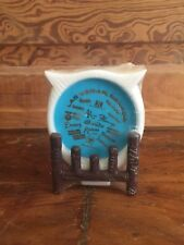 Vintage Las Vegas Nevada Set of 6 Coasters With Holder Never Opened