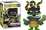 Harlequin Demon Glow GITD Funko Pop Vinyl New in Mint Box