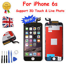 For iPhone 6s LCD Digitizer Touch Screen Original IC Assembly Replacement Black