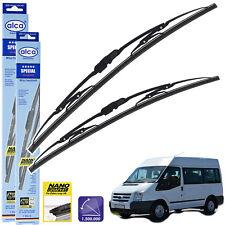 """Ford Transit 2006-2013 standard windscreen wiper blades 26""""22"""" alca SPECIAL"""
