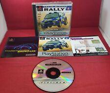 Colin McRae Rally (Sony PlayStation 1)