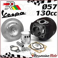 GRUPPO TERMICO MODIFICA MOTORE DR 130 cc PER VESPA SPECIAL L R N PK S XL 50