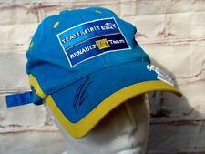 Cap signed NICO HULKENBERG Renault Grand Prix F1 Formule 1 mc gp Formula 1