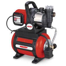 Hecht 3331 Hauswasserwerk Gartenpumpe Wasserwerk Pumpe Wasserpumpe 1100W 4600L/H