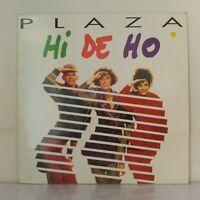 """Plaza–Hi De Ho (Vinyl 12"""" Maxi 45 Tours)"""