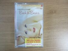 Christina Aguilera – Back To Basics Korea Edition Sealed Cassette Tape NEW