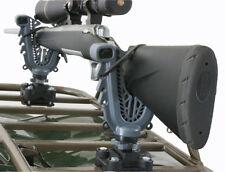 ATV TEK Four Wheeler Dirt Bike Golf Cart Handlebar Gun Bow Utility Rack V-Grip
