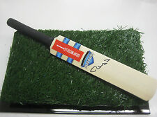 "Matthew Hayden (Australia) signed Gray Nicolls ""Nitro"" Mini Cricket Bat + COA"