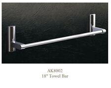 "Decorlux Ak8002-150 18"" Towel Bar Bathroom Satin Nickel New in Box!"