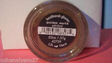 1 Bare Escentuals bare Minerals Golden Earth Glimmer Shadow .02Oz/.57G