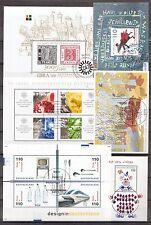SD121) Bund Blocklot ex. 1990-2000 gest., Block 22-26, 28-39 und 42-53, 4 Bilder